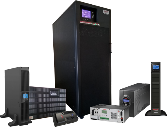 Orion ups systems