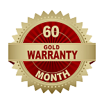 60 month Plus Gold warranty for SCR3-6000RT EBM extended battery packs.
