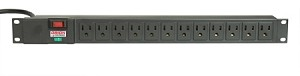 Orion Power Systems Basic PDU 15A (12) 5-15R